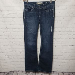 BKE Denim Payton Sz 28R Boot Cut